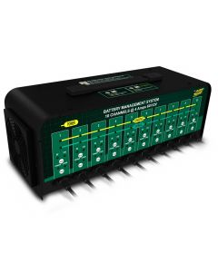 Battery Tender 10 Bank Shop Charger (New Version)