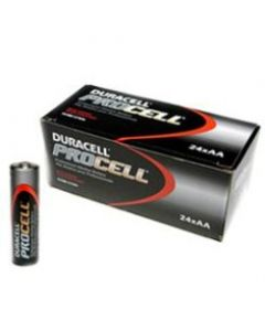 AA Duracell / Procell 24-Pack