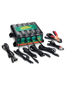 Battery Tender Plus 4 Bank Charger - Deltran