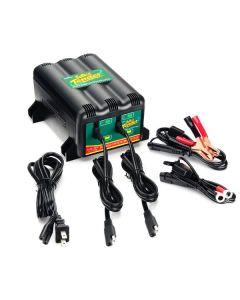 2 Bank Battery Tender Plus 1.25 Amp