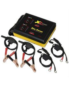 2 Bank PulseTech 12 Volt Xtreme Battery Charger
