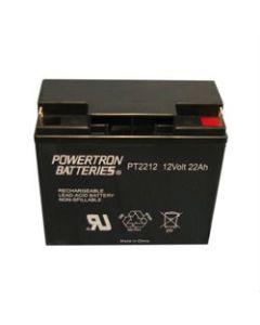 PowerTron 12V 22Ah SLA Battery