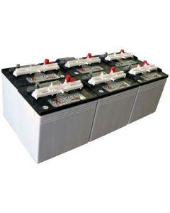 US Battery US 8VGCEX x6 8 Volt 121Ah Batteries