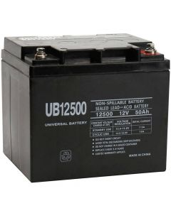45979 - UB12500-I4 UPG Battery 12V 50Ah