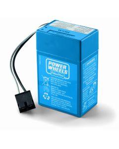 Power Wheels 6 Volt Battery 00801-1457