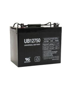 UPG UB12750-APC 12 Volt 75Ah Battery