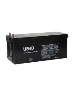 UPG UB-4D AGM 12 Volt 200Ah Battery