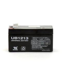 UPG UB1213 12 Volt 1.3Ah Battery