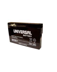 UPG UB1220-T 12 Volt 2Ah Battery