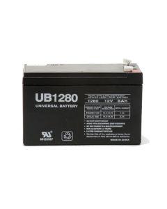 UPG UB1280-F1 12 Volt 8Ah Battery