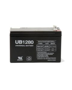 UPG UB1280-F2 12 Volt 8Ah Battery