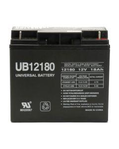 UPG UB12180FR 12 Volt 18Ah Battery