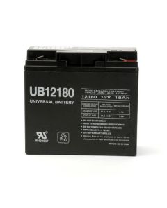 UPG UB12180-F2 12 Volt 18Ah Battery