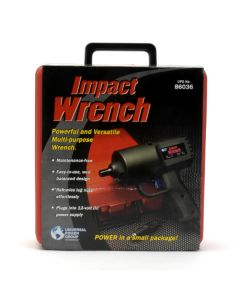 High Torque Impact Wrench