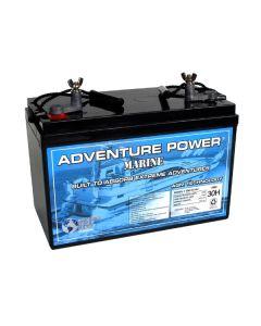UPG UB121100-M 12 Volt 110Ah Battery