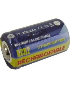 CR2 Rechargeable Lithium Battery