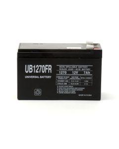 UPG UB1270FR 12 Volt 8Ah Battery