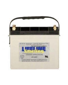 Lifeline GPL-2400T 12 Volt 75Ah Battery