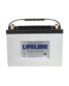 Lifeline GPL-27T 12 Volt 100Ah Battery
