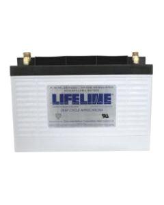 Lifeline GPL-31T 12 Volt 105Ah Battery