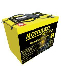 Group 27 MotoBatt MB105-12 Deep Cycle Battery