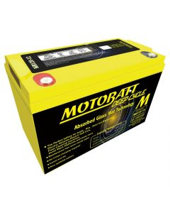 Group 31 MotoBatt MB120-12 Deep Cycle Battery