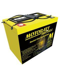 Group 24 MotoBatt MB85-12 Deep Cycle Battery