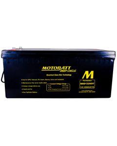 MotoBatt MBD12200IT Group 4D Deep Cycle Battery