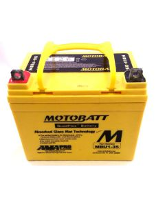 MBU1-35 MotoBatt Cranking Battery