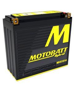MH51814 MotoBatt Hybrid AGM Lithium Motorcycle Battery
