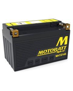 MHTZ14S MotoBatt Hybrid AGM Lithium Battery