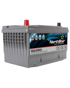 NorthStar NSB-AGM65 Group 65 AGM Battery