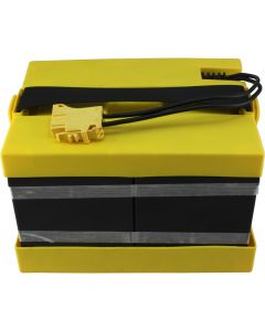 Yellow  Peg Perego Battery