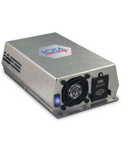 DLSX-30 Power Converter Battery Charger Left Side