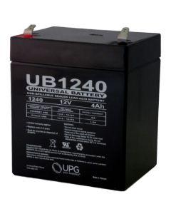 UPG UB1240-F1 12 Volt 4Ah Battery