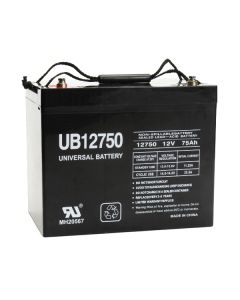 UPG UB12750-I4 (Group 24) 12 Volt 75Ah Battery