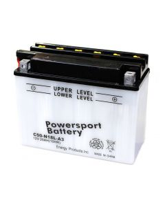 Y50-N18L-A3, C50-N18L-A3 Generic Power Sport battery