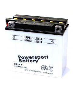 PowerSport B18-A Replacement Battery for YB18-A