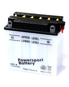 PowerSport B7L-B Replacement Battery for YB7L-B