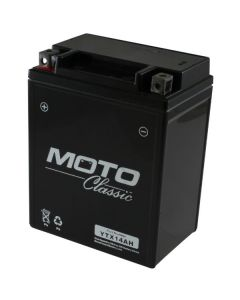 YTX14AH Moto Classic AGM Motorcycle Battery